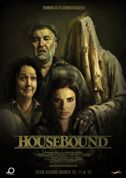 Dark New Zealand Comedy HOUSEBOUND Visits The Loo In First Clip