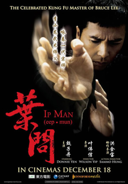 IP MAN 3D With Donnie Yen Finally Moving Forward