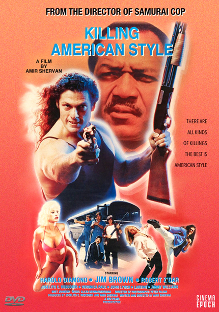 Get Ready For Some KILLING AMERICAN STYLE With Remastered Trailer