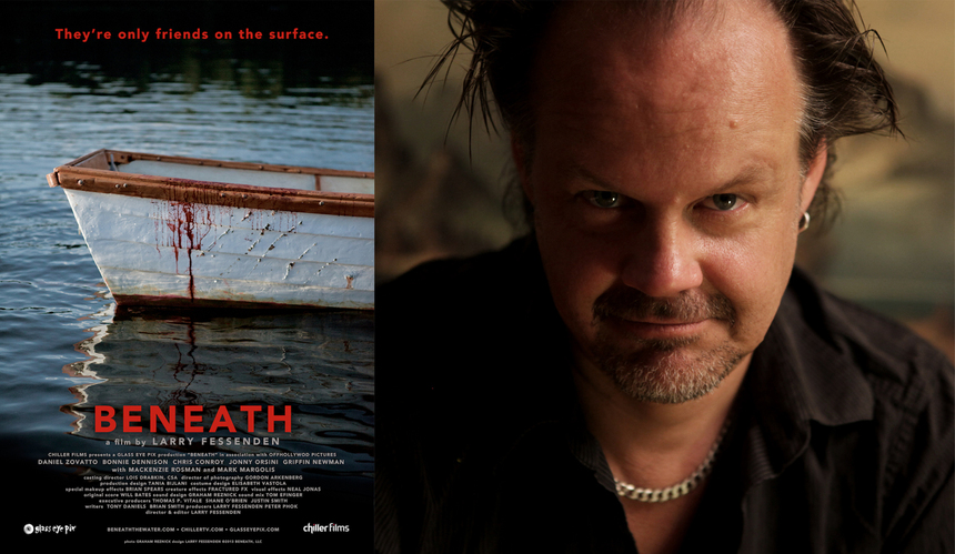 Interview: Larry Fassenden Spills His Guts on BENEATH, His Love For Horror, And A Little Bit Of ABCs OF DEATH 2