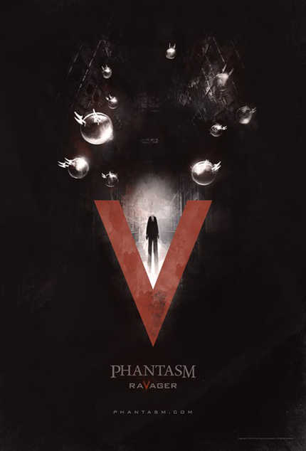 It's Official: PHANTASM RAVAGER Wraps, Gets a Teaser Trailer