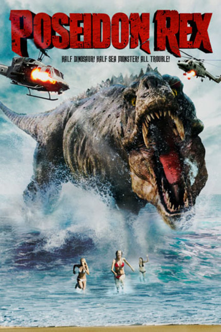 Win POSEIDON REX On DVD And Get Your Drink On!