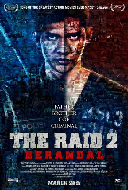 Get Behind The Scenes Of THE RAID 2