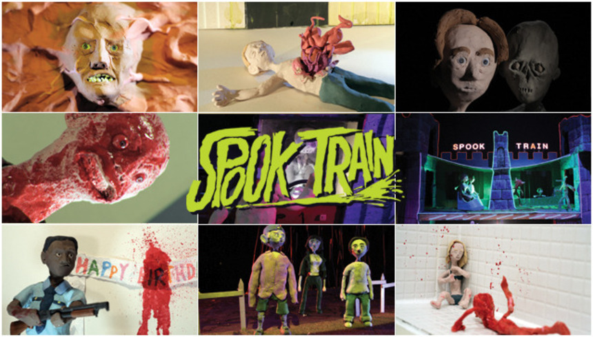 Crowdfund This! All Aboard Lee Hardcastle's SPOOK TRAIN!