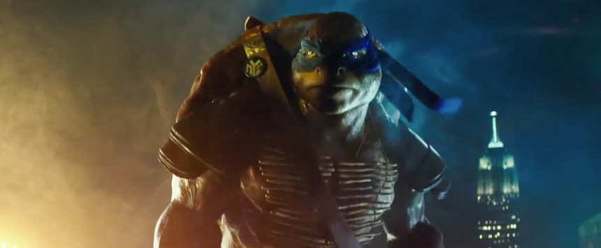 Michael Bay Attempts The Full-Nolan With First TEENAGE MUTANT NINJA TURTLES Trailer