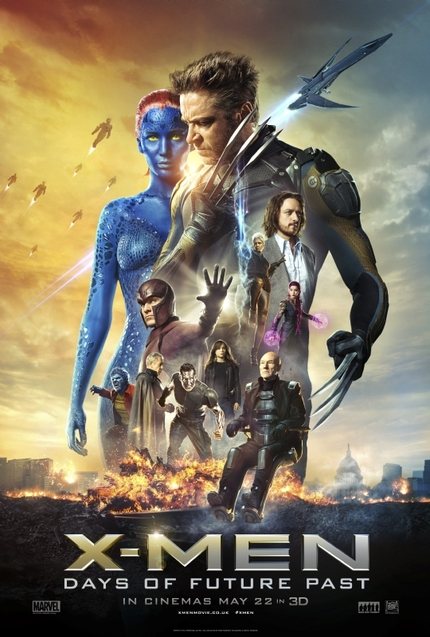 Final X-MEN: DAYS OF FUTURE PAST Trailer Rolls Out The Big Names