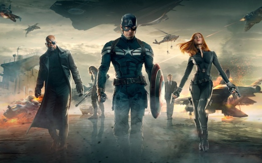 Review: CAPTAIN AMERICA: THE WINTER SOLDIER Is A Taut, Engaging Conspiracy Thriller