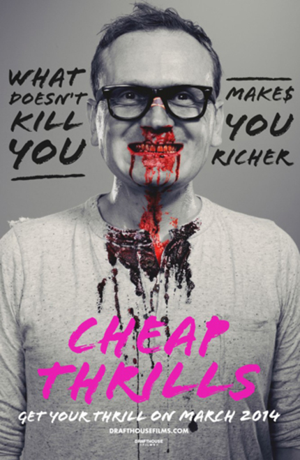 "CHEAP THRILLS Clip: ""Would You Do This For $500?"""