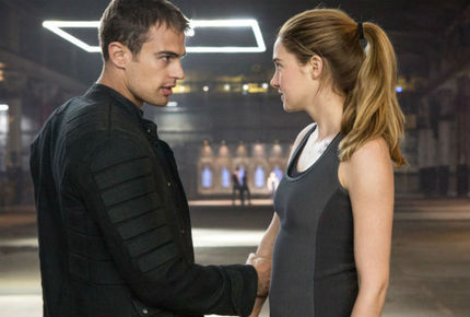Review: DIVERGENT Is Not So Special