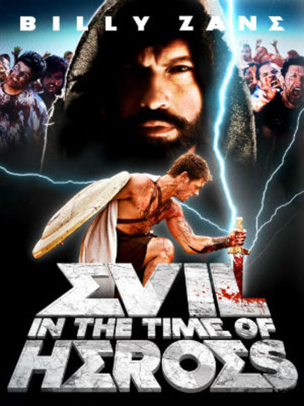 Giveaway: EVIL IN THE TIME OF HEROES, Billy Zane, Zombies, Action, Comedy, Horror, Promo Codes!