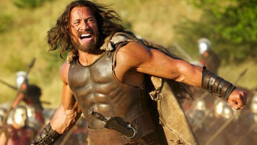 Here Comes Another HERCULES: Dwayne Johnson Gives It A Go In First Trailer
