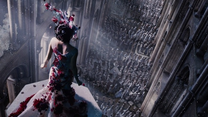 New JUPITER ASCENDING Trailer Aims For The Epic