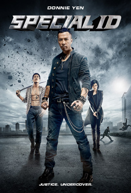 It's Andy On Versus Donnie Yen In This Exclusive SPECIAL ID Clip