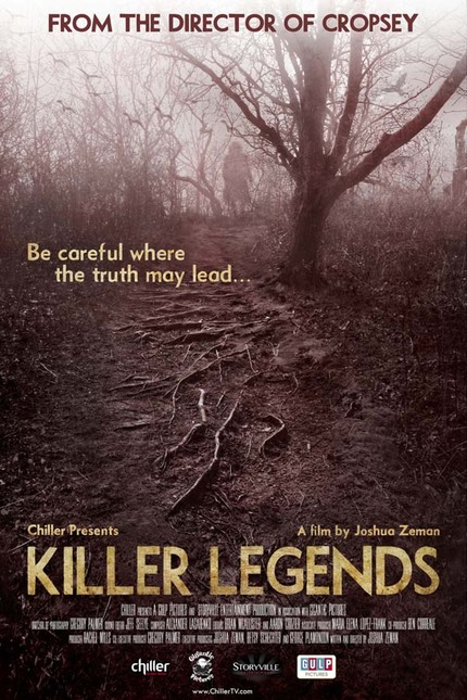Watch An Exclusive Trailer For Josh Zeman's KILLER LEGENDS