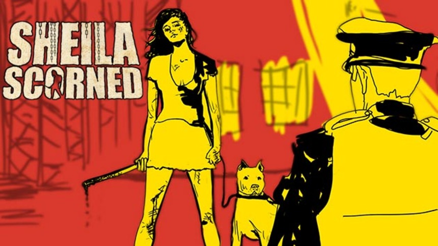 Crowdfund This: Female-Helmed Grindhouser SHEILA SCORNED