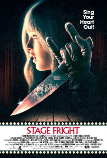 Watch The First Ten Minutes Of STAGE FRIGHT