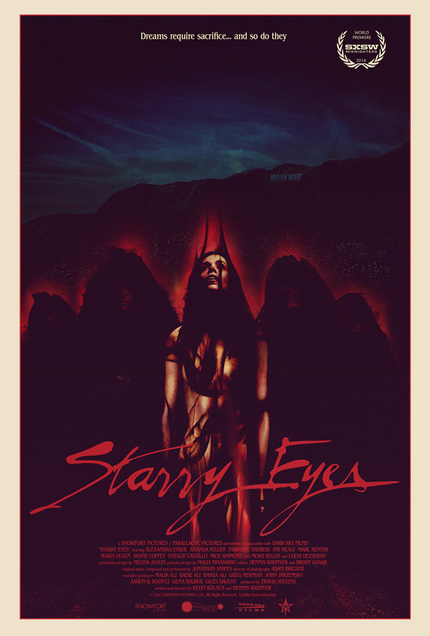 SXSW 2014 Review: STARRY EYES, A Surrealistic Trip Down The Boulevard of Broken Dreams