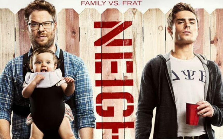 SXSW 2014 Review: NEIGHBORS Goes Directly For The Raunch