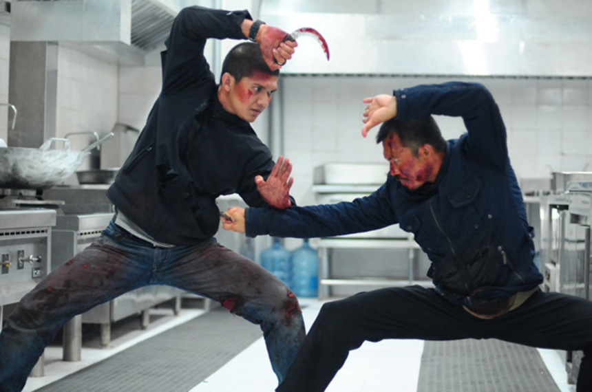 Calgary Underground 2014: THE RAID 2, FRANK, And THE SACRAMENT Look To Stampede In Calgary