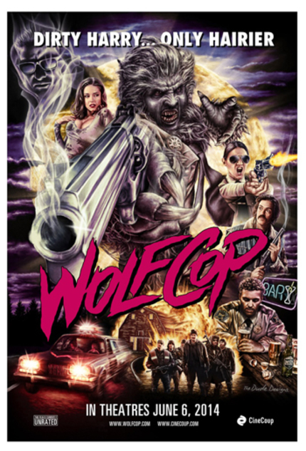Review: WOLFCOP, The Hairy But Tangled Canadian Horror Comedy