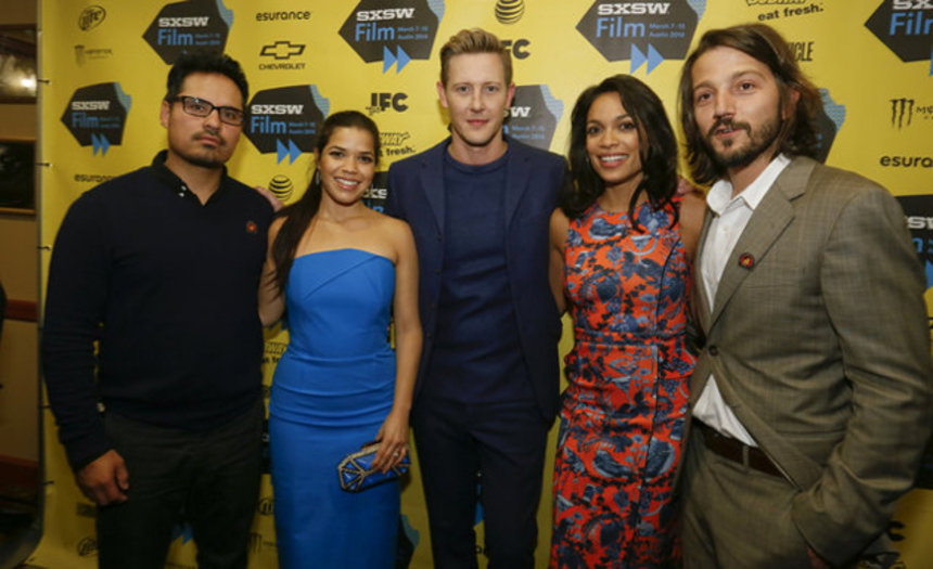 SXSW 2014 Interview: CESAR CHAVEZ Director Diego Luna and Actor Rosario Dawson