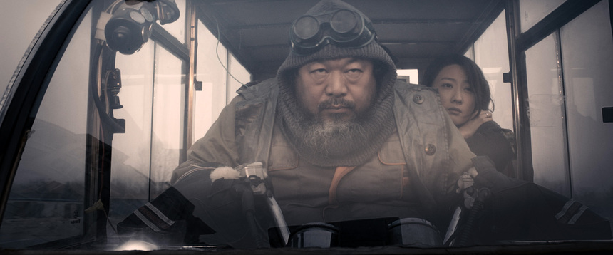 THE SAND STORM, A New Sci-fi Short Starring Chinese Artist And Political Activist Ai Wei Wei