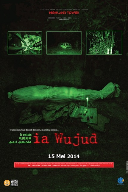 Trailer For Malaysian Found Footage Horror IA WUJUD Promises Scares