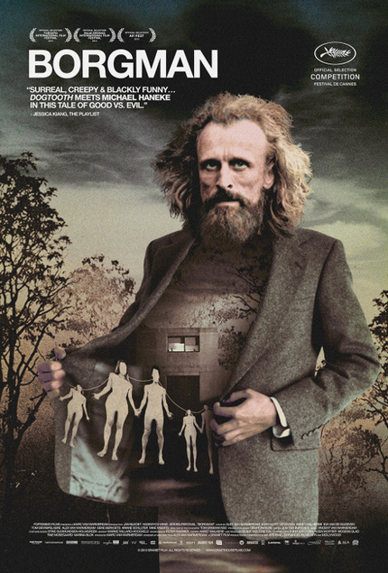 Van Warmerdam's Dark Fable BORGMAN Gets A Suitably Dark US Trailer