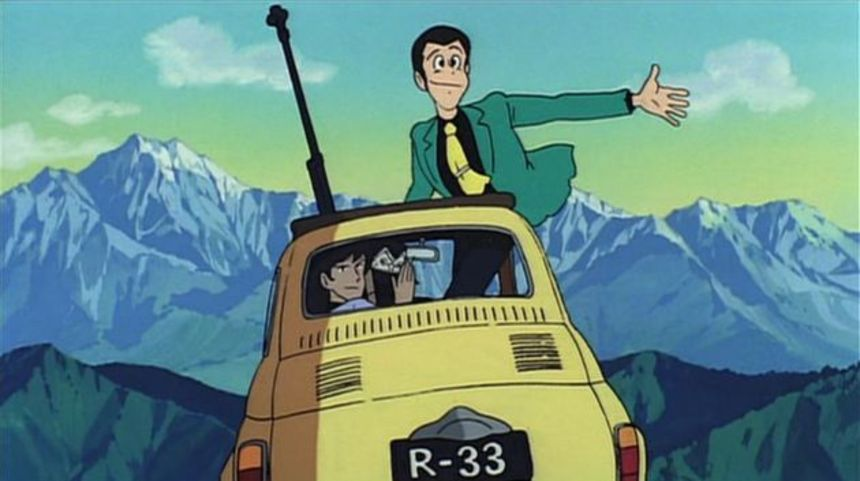 Miyazaki's CASTLE OF CAGLIOSTRO To Get Digitally Remastered Release