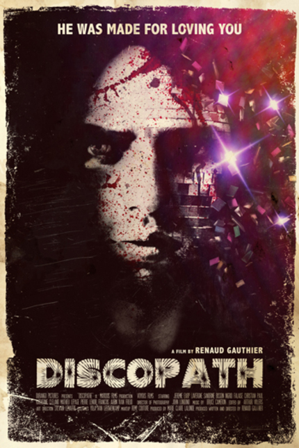 Black Fawn Distribution Brings The Boogie And Blood Of DISCOPATH On DVD