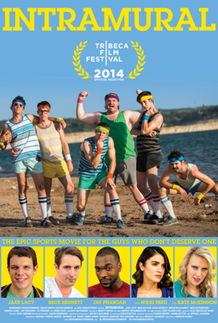Tribeca 2014: Watch The Trailer For The Greatest (And Only) INTRAMURAL Sports Story.