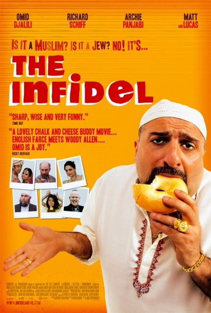 Crowdfund This! David Baddiel And Erran Baron Cohen Bringing THE INFIDEL To The Stage!