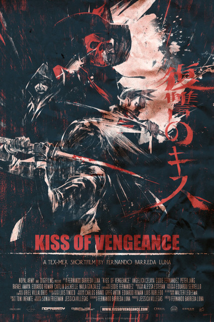 Watch Tex-Mex Action Short KISS OF VENGEANCE Now!