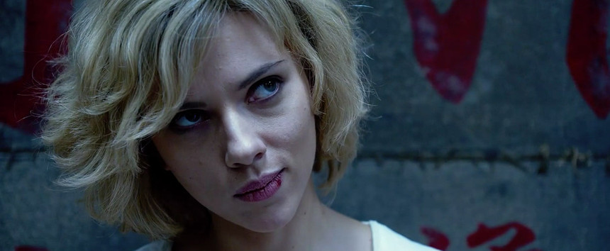 Scarlett Johansson Shows Off Her Mental Capacity In Second Trailer For Besson's LUCY