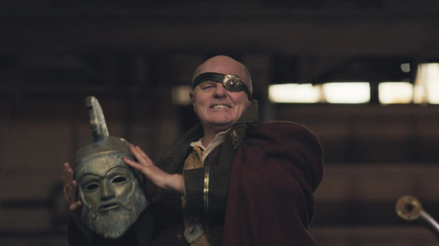 Here's Your First Look At Michael Ironside In TURBO KID