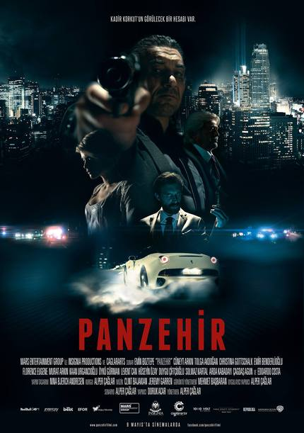 Slick Trailers For Turkish Hitman Film PANZEHIR (ANTIDOTE)