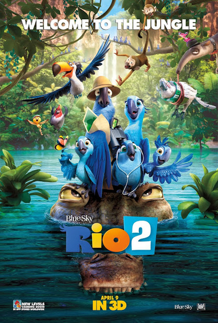 Review: Blame It On RIO 2