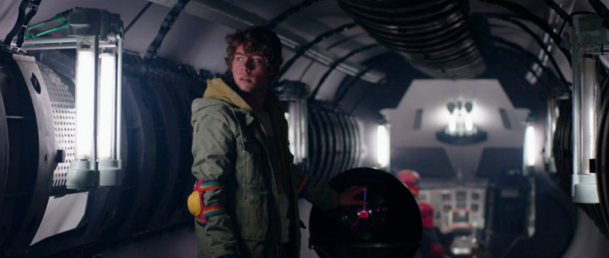 TURBO KID Blasts His Way Into Production! Check Out The First Still!