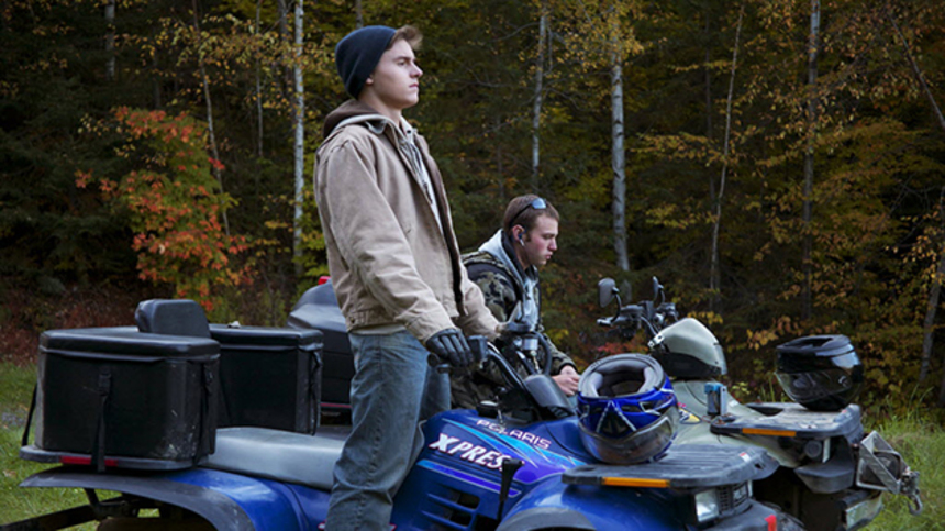 Tribeca 2014 Review: Slinging Potatoes And Pills BENEATH THE HARVEST SKY