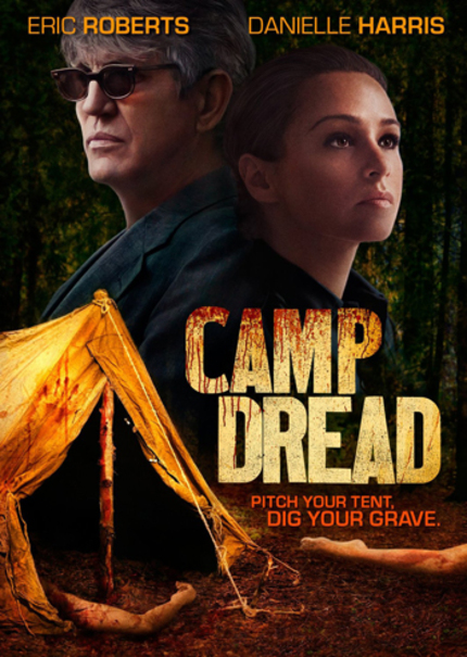 DVD Review: Don't Send Your Kids To CAMP DREAD