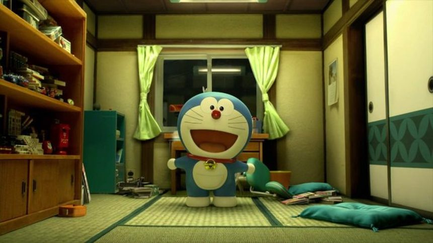 First Trailer For CG/3D Animated Film STAND BY ME DORAEMON