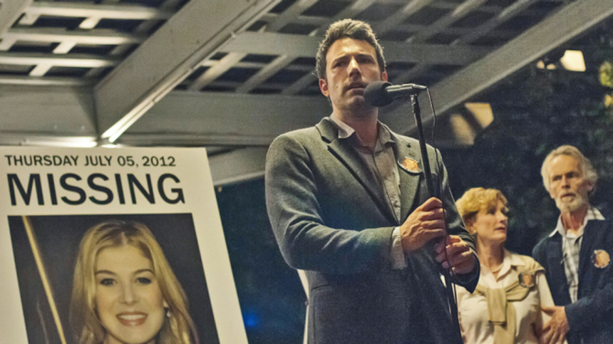 Watch The First Trailer For Fincher's GONE GIRL
