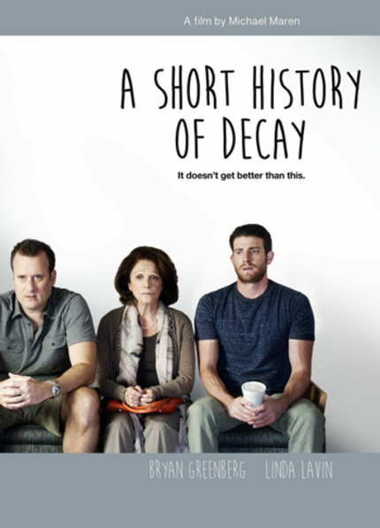 Giveaway: Win A DVD Of Drama A SHORT HISTORY OF DECAY