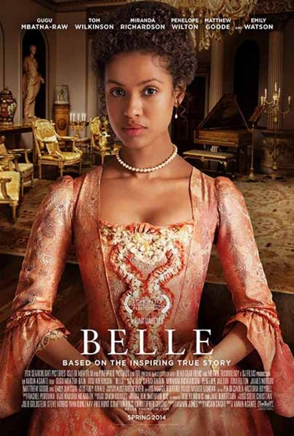 BELLE: Miranda Richardson And Gugu Mbatha-Raw On Exploring A Rarely Seen Part Of History