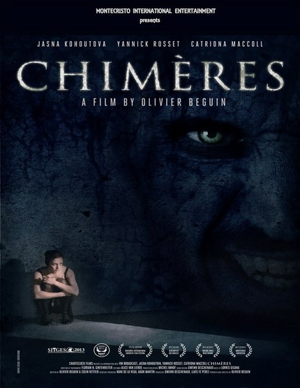 New International Trailer For Swiss Arthouse Horror CHIMERES