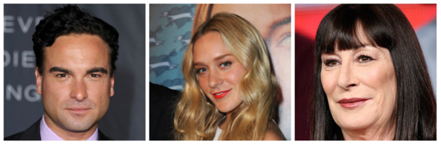 THE MASTER CLEANSE: Johnny Galecki And Chloë Sevigny To Star In Fantasy Horror