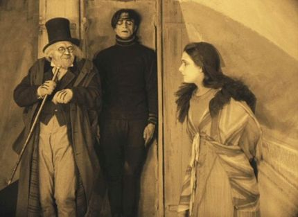 Masters Of Cinema Bringing FAUST and THE CABINET OF DR. CALIGARI To on
