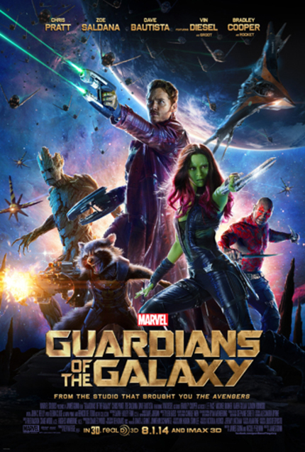 "GUARDIANS OF THE GALAXY: New Trailer, More Fun, And ""I Am Groot"""