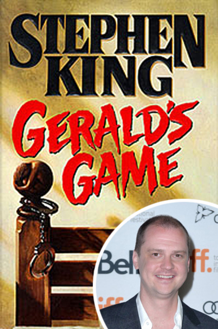 OCULUS` Mike Flanagan Adapting Stephen King`s GERALD`S GAME