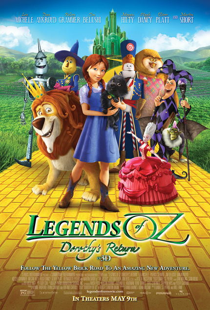 Review: LEGENDS OF OZ: DOROTHY'S RETURN Is A Trip Worth Taking